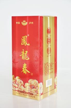 四川白酒品牌凤龙春酒(清装)——对标中国八大名酒