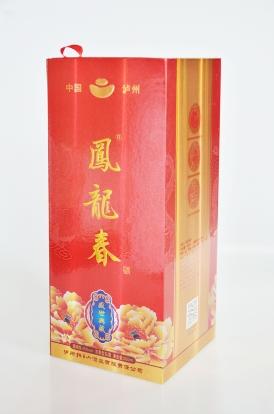 四川白酒品牌凤龙春酒盛世典藏