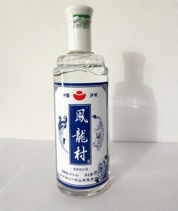 成都凤龙村酒